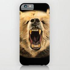 Roaring Bear iPhone 6 Slim Case