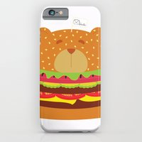 Oso Hamburguesa (Burger … iPhone 6 Slim Case
