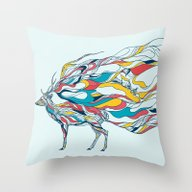 Hold Me Down Throw Pillow