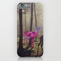 iPhone & iPod Case featuring The spirit II by Laure.B