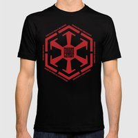 The Code Of The Sith Mens Fitted Tee Black SMALL