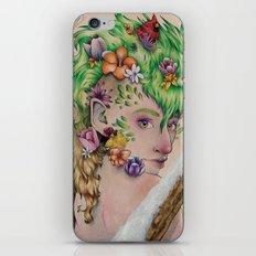Wandering Season iPhone & iPod Skin