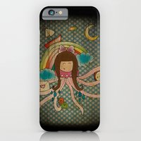 I'm A Little Octopus iPhone 6 Slim Case