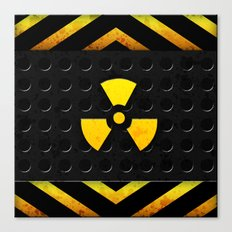 Nuclear Reactor Canvas Print