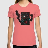 Revolver Womens Fitted Tee Pomegranate SMALL