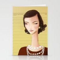 Icons / Coco Stationery Cards