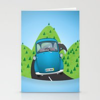 Drive Angry Stationery Cards