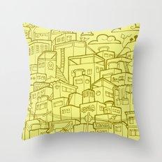 #MoleskineDaily_35 Throw Pillow