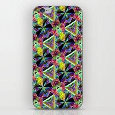 Honeycomb1 B iPhone & iPod Skin