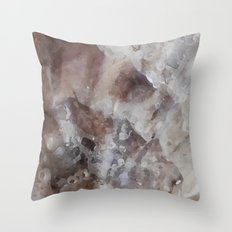 THE  SHELL Throw Pillow