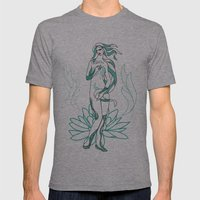 Virgo / 12 Signs Of The … Mens Fitted Tee Athletic Grey SMALL