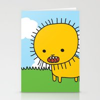 Roaring Lion Stationery Cards