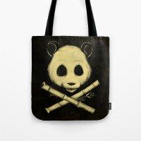 The Jolly Panda Tote Bag