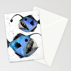 Anglerfish Stationery Cards