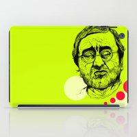 Lucio Dalla iPad Case