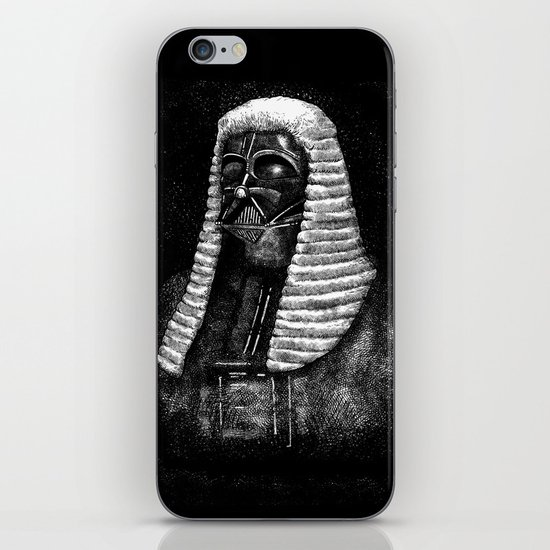 Lord Vader iPhone & iPod Skin
