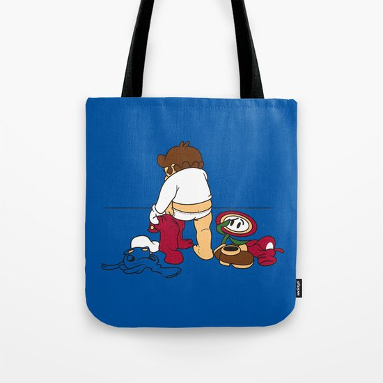 quick change. Tote Bag