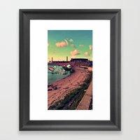 kylbyrn by th'syy Framed Art Print