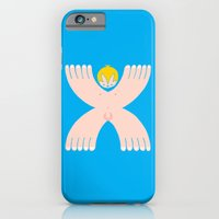 iPhone & iPod Case featuring I´m a boy by Ivan Solbes