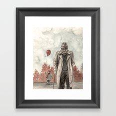 Grandfather Framed Art Print