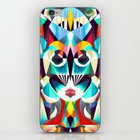Feel Everything iPhone & iPod Skin