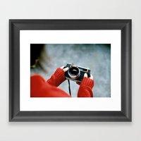 Yashica Electro 35 GSN Framed Art Print