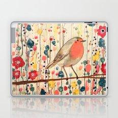 je ne suis pas qu'un oiseau Laptop & iPad Skin