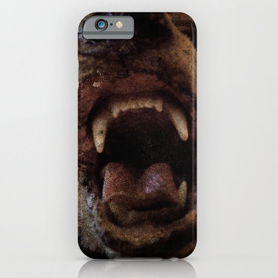 Bear! iPhone & iPod Case