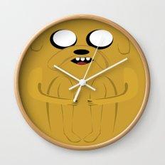 ADVENTURE TIME: JAKE Wall Clock