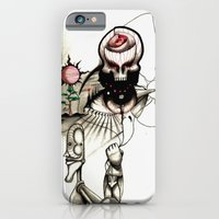 iPhone & iPod Case featuring Sketch 2 by Pantalla 64