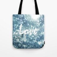 Shower The World With Lo… Tote Bag