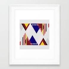 PriTri Framed Art Print