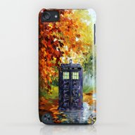 Starry Autumn Blue Phone… iPod touch Slim Case