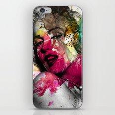 marilyn iPhone & iPod Skin