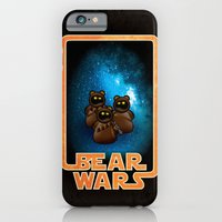 Bear Wars - The Wawas iPhone 6 Slim Case