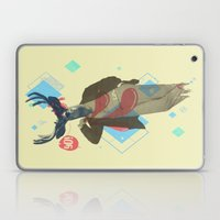 Yo! Deer Man Laptop & iPad Skin