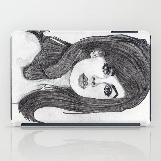Jean Shrimpton iPad Case