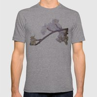 Hope Is Here Mens Fitted Tee Athletic Grey SMALL