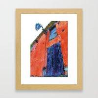 Italia in Color Framed Art Print