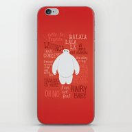 Hello, I'm Baymax iPhone & iPod Skin