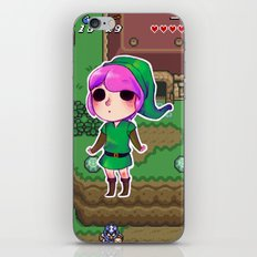 Link to the past iPhone & iPod Skin