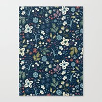 Wild Meadow Canvas Print
