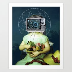 Another Portrait Disaster · SFB Art Print
