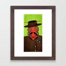 Serge Ant  Framed Art Print