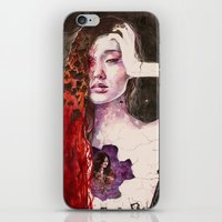You'd Destroy Me, And I'… iPhone & iPod Skin