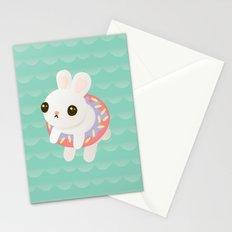 Doughnut Bun Stationery Cards