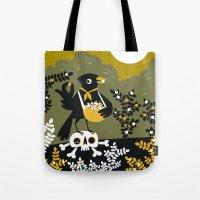 Berry Picker Tote Bag