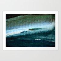 CRAYON LOVE: Typhoon Art Print