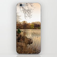 Central Fishing iPhone & iPod Skin