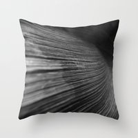 Palms 1.2 Throw Pillow